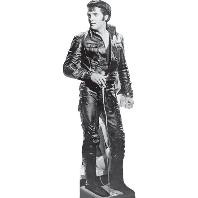 Elvis Nomad Wall Sticker - '68 Comeback Special