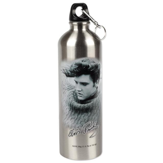 Elvis Sweater Aluminum Water Bottle