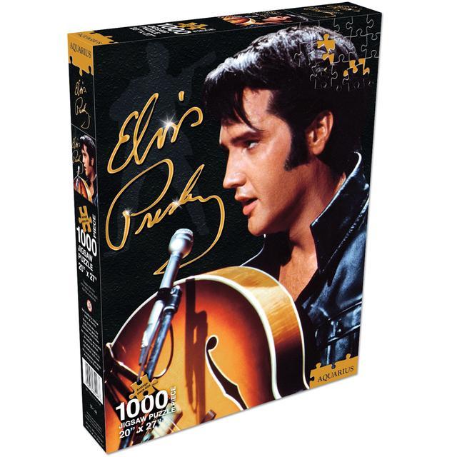 Elvis '68 Comeback Special 1,000 Piece Puzzle