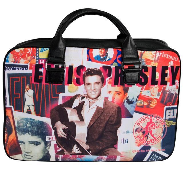 Elvis Album Cover Laptop Case