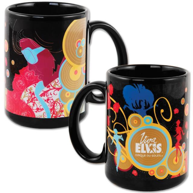'Viva Elvis' Cirque du SoleilTM Mug