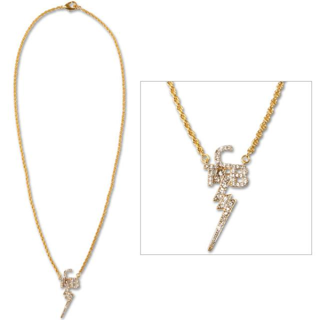 Elvis Presley Swarovski™ TCB Necklace