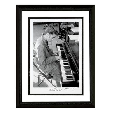 Elvis How Great Thou Art Signed Gicleé Print