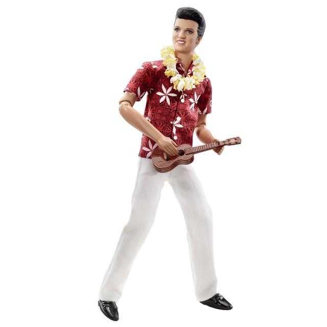 Elvis Blue Hawaii Doll