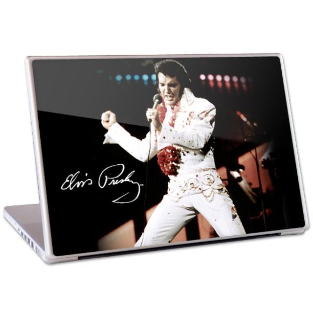 "Elvis Aloha 13"" Laptop Skin"