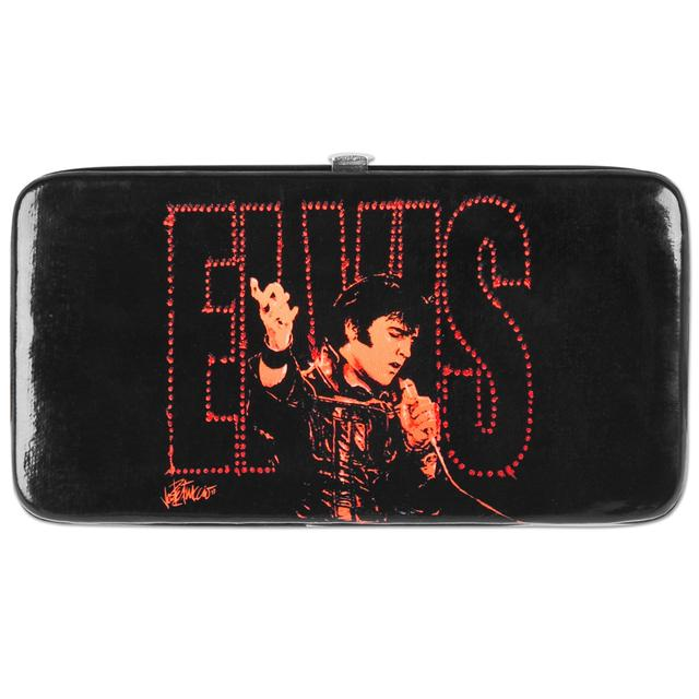Elvis '68 Comeback Special Hinged Wallet