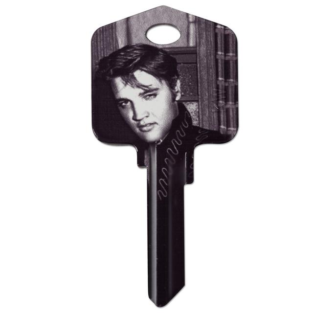 Elvis The Look Kwikset House Key