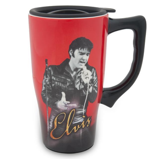 Elvis '68 Comeback Special 16 oz. Ceramic Tumbler