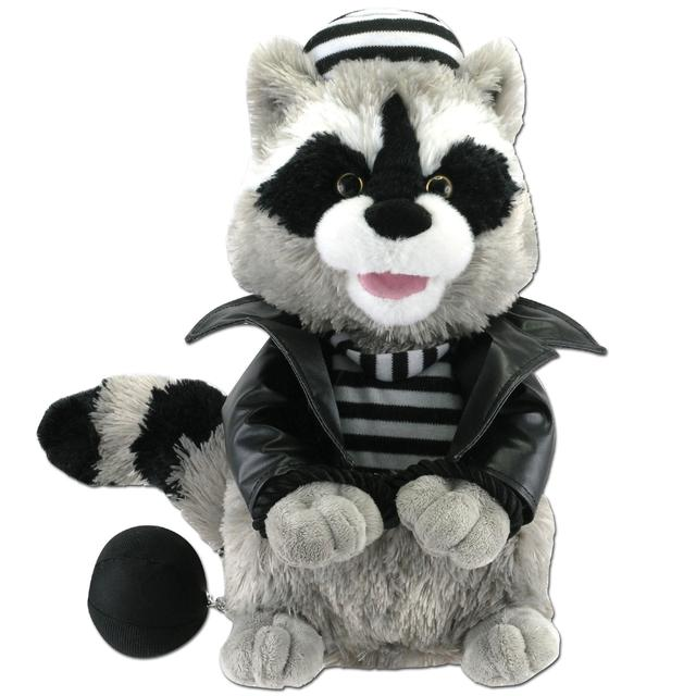 Elvis Jailhouse Johnny Musical Plush