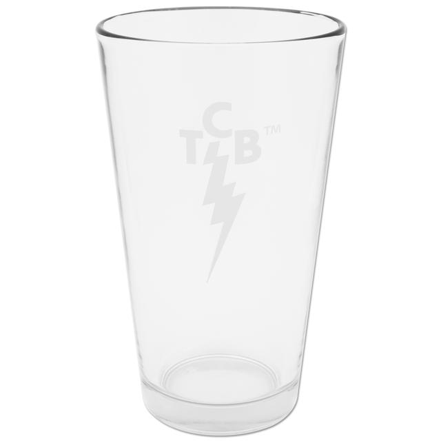 Elvis TCB 16 oz. Pint Glass