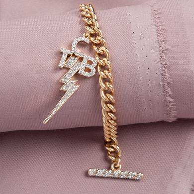 Elvis TCB Charm Bracelet