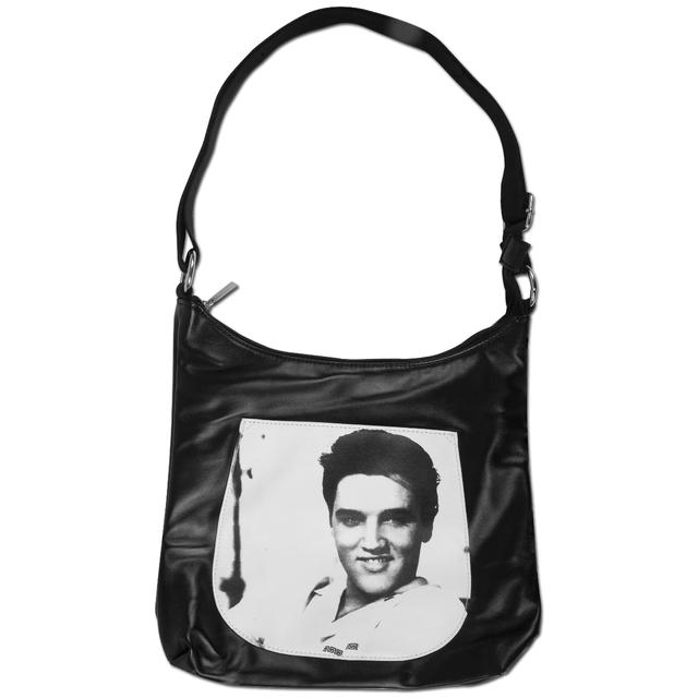 Elvis King Creole Black Handbag