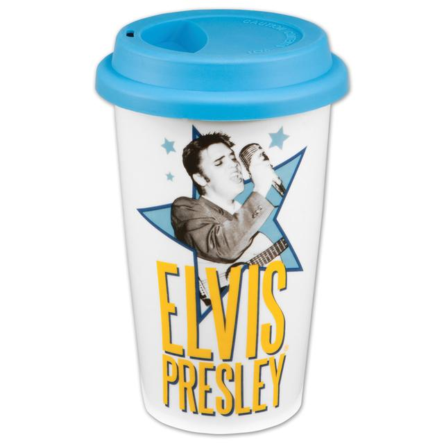 Elvis King Acrylic Travel Cup