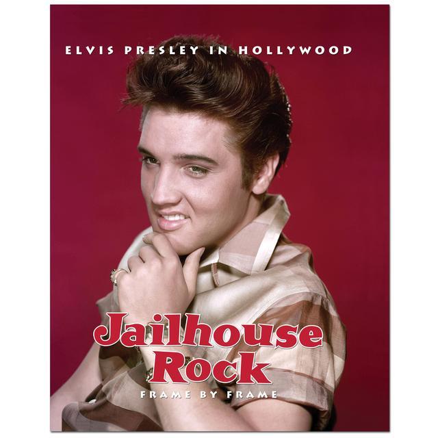 Elvis Presley: Jailhouse Rock - Frame by Frame Book