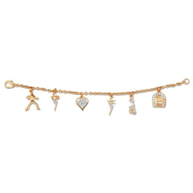 Elvis Memories Charm Bracelet
