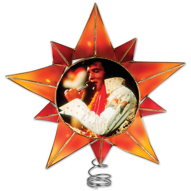 Elvis Jumpsuit Tree-Topper