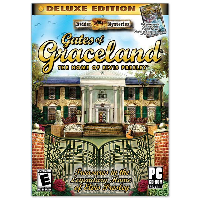 Elvis Gates of Graceland PC Game