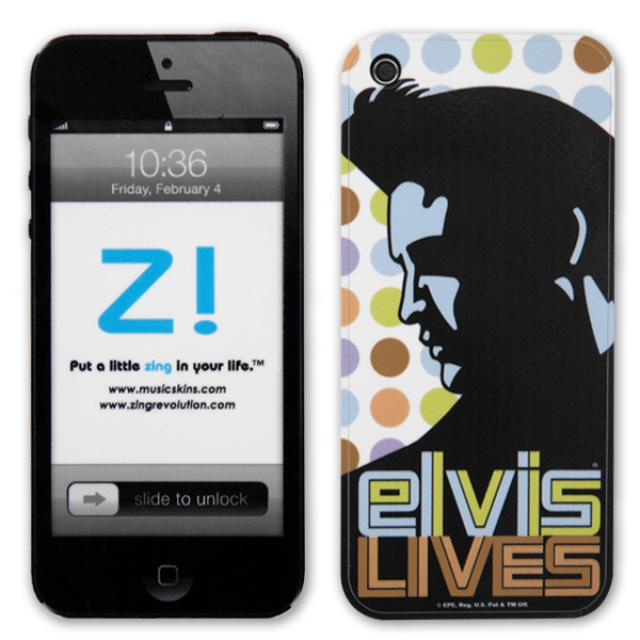 Elvis Elvis Lives iPhone 5 Skin