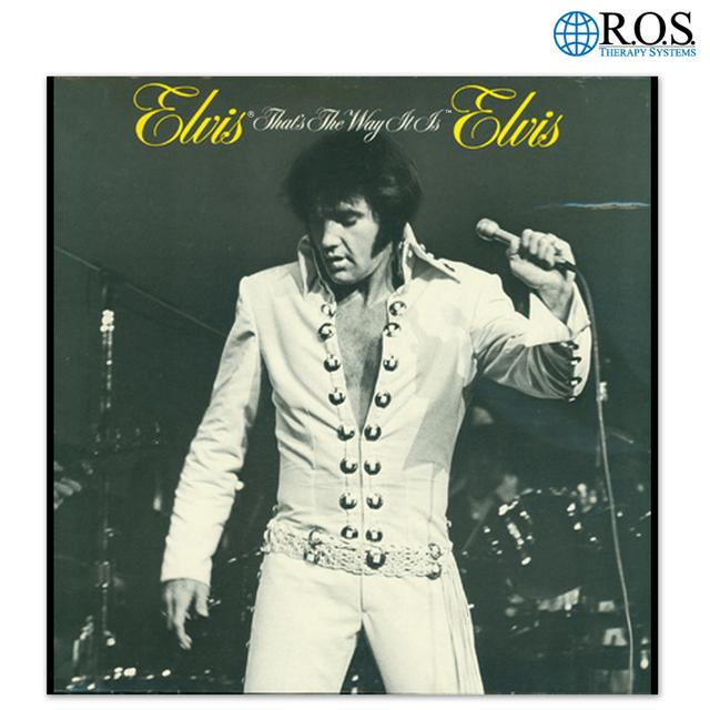 "Elvis That's the Way It Is 5"" x 7"" Magnetic Puzzle"