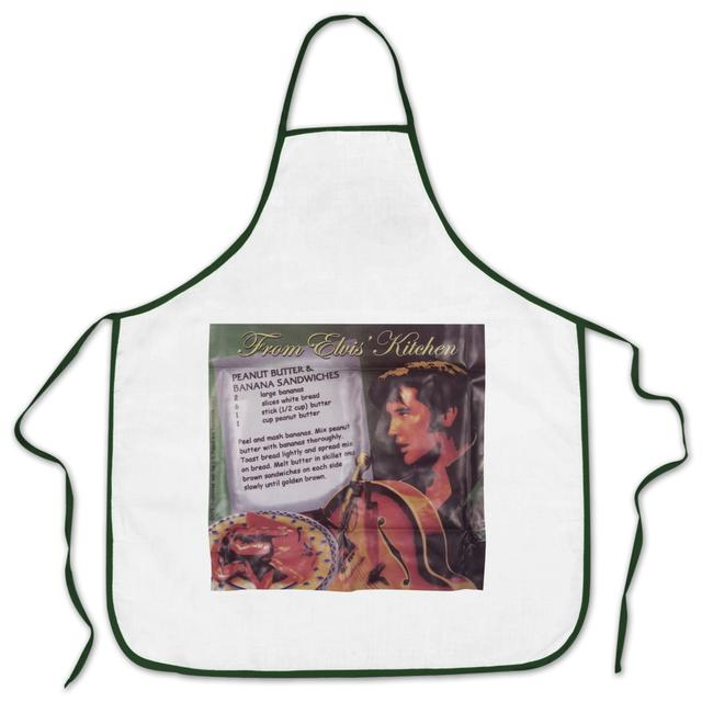 Elvis Green Apron