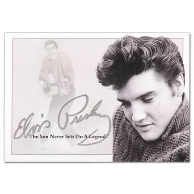 Elvis Presley The Sun Never Sets on a Legend Magnet