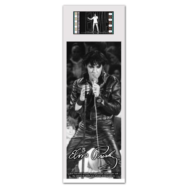 Elvis Presley - 68 Special Film Cell Collectable Bookmarks