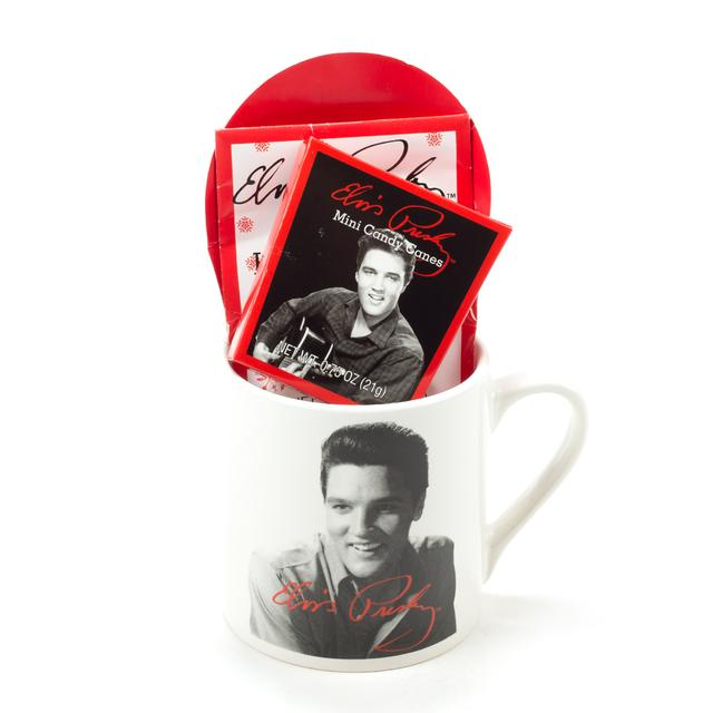 Elvis Presley Classic Hot Cocoa Gift Set