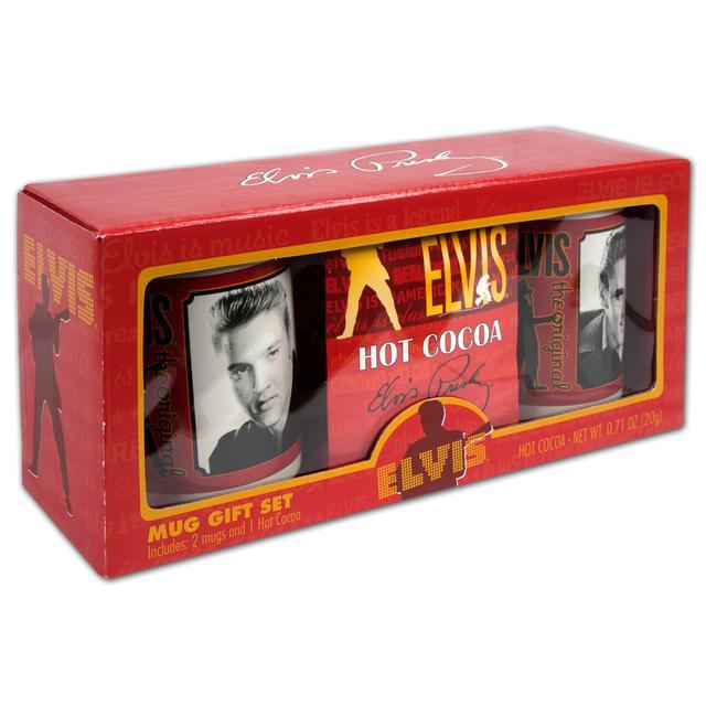 ELVIS Presley - Classic Mug Gift Set