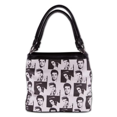 Elvis Presley - Collage Tote Bag