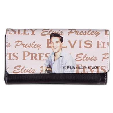 Elvis Presley - Signature Clutch Wallet