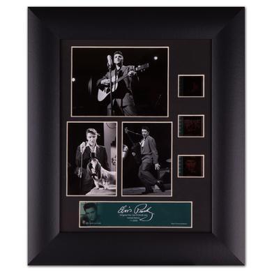 Elvis Presley - Classic Ed Sullivan Show Framed Collectable