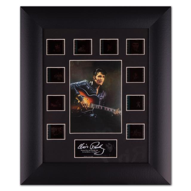 Elvis Presley - Classic Mini Montage Framed Collectable