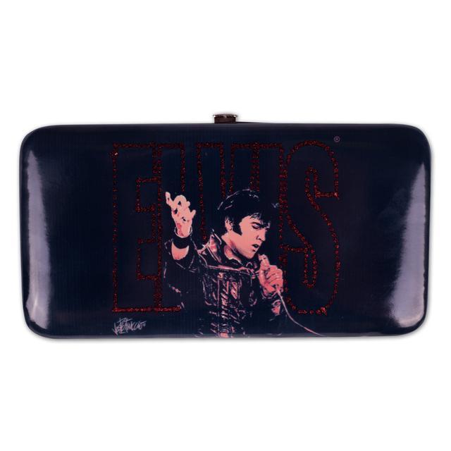 Elvis 68 Comeback Special Hinged Wallet