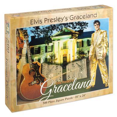 Elvis Presley's Graceland Puzzle