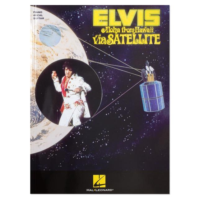 Elvis Aloha from Hawaii Song Book