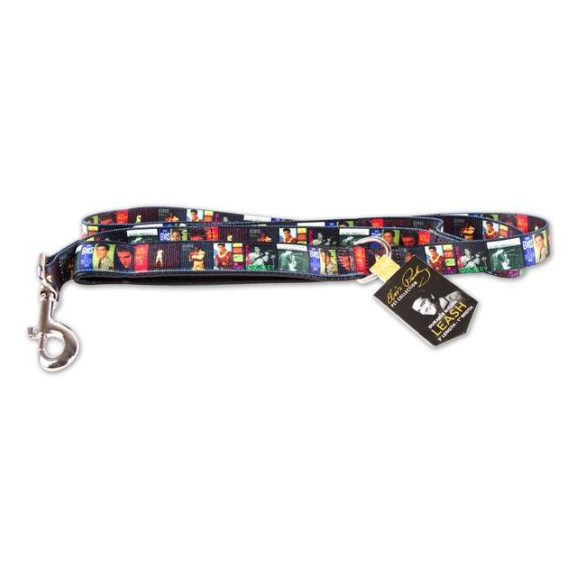 Elvis Album Cover Dog Leash