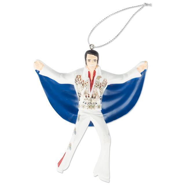Elvis American Eagle Jumpsuit Ornament