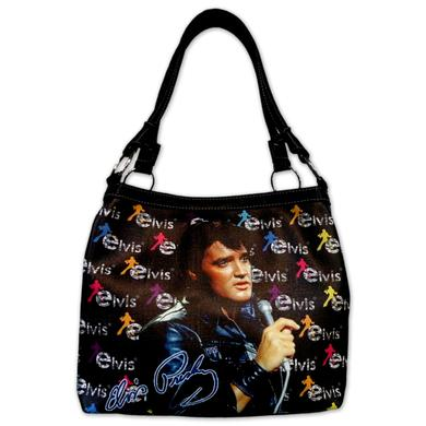 Elvis Signature Tote Bag