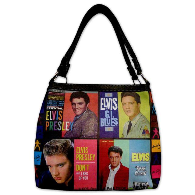 Elvis in the Movies Purse