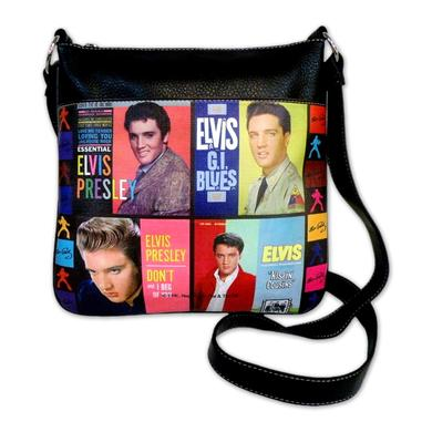 Elvis in the Movies Messenger Bag