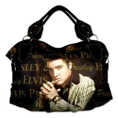 Elvis Designer Purse