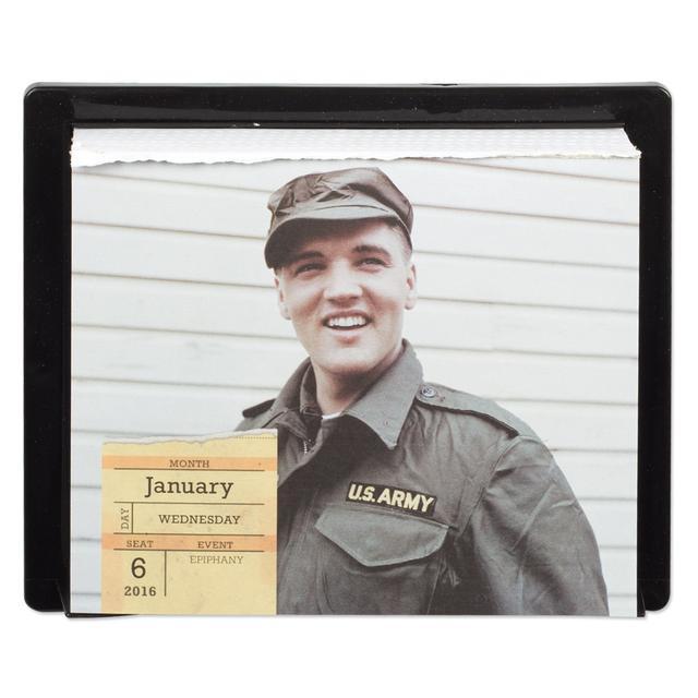 Elvis 2016 Year-In-A-Box Calendar