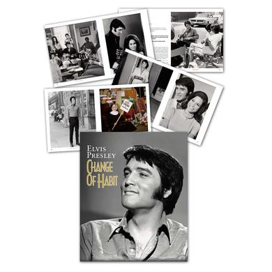 Elvis Change of Habit FTD Book and CD
