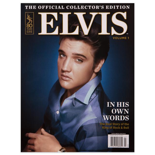 Elvis Presley - The Official Collector's Edition, vol. 1: In His Own Words