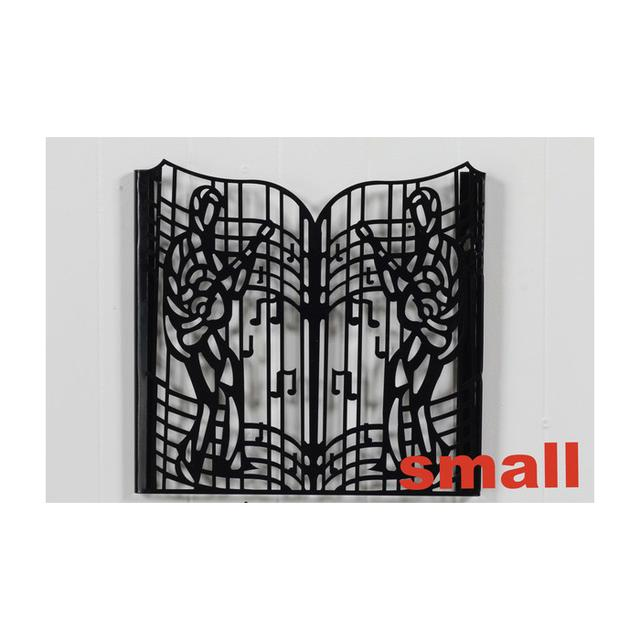 Elvis Presley Gates of Graceland Small Wallart