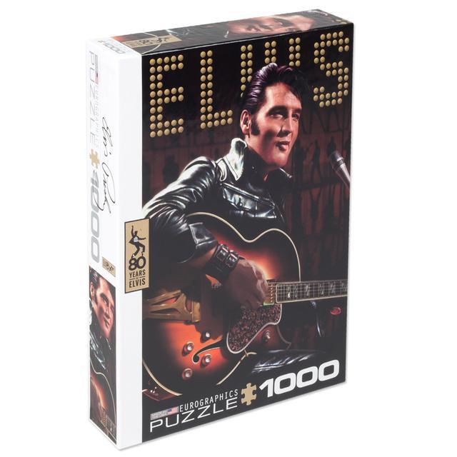 Elvis Comeback Special 1968 1000pc puzzle