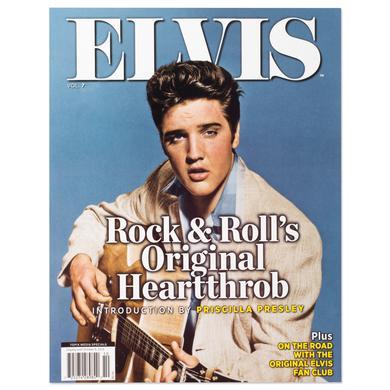 Elvis Official Commemorative Volume 7: Heartthrob