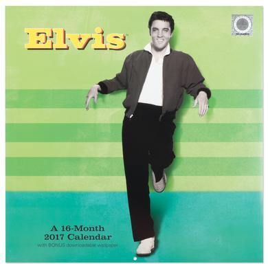 Elvis Presley 2017 Wall Calendar