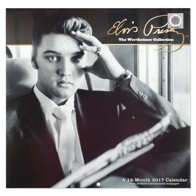 Elvis Presley: The Wertheimer Collection 2017 Calendar