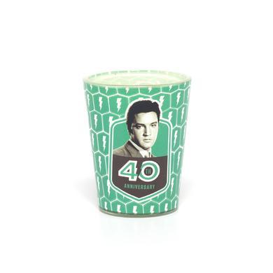 Elvis 2017 40th Anniversary Shot Glass